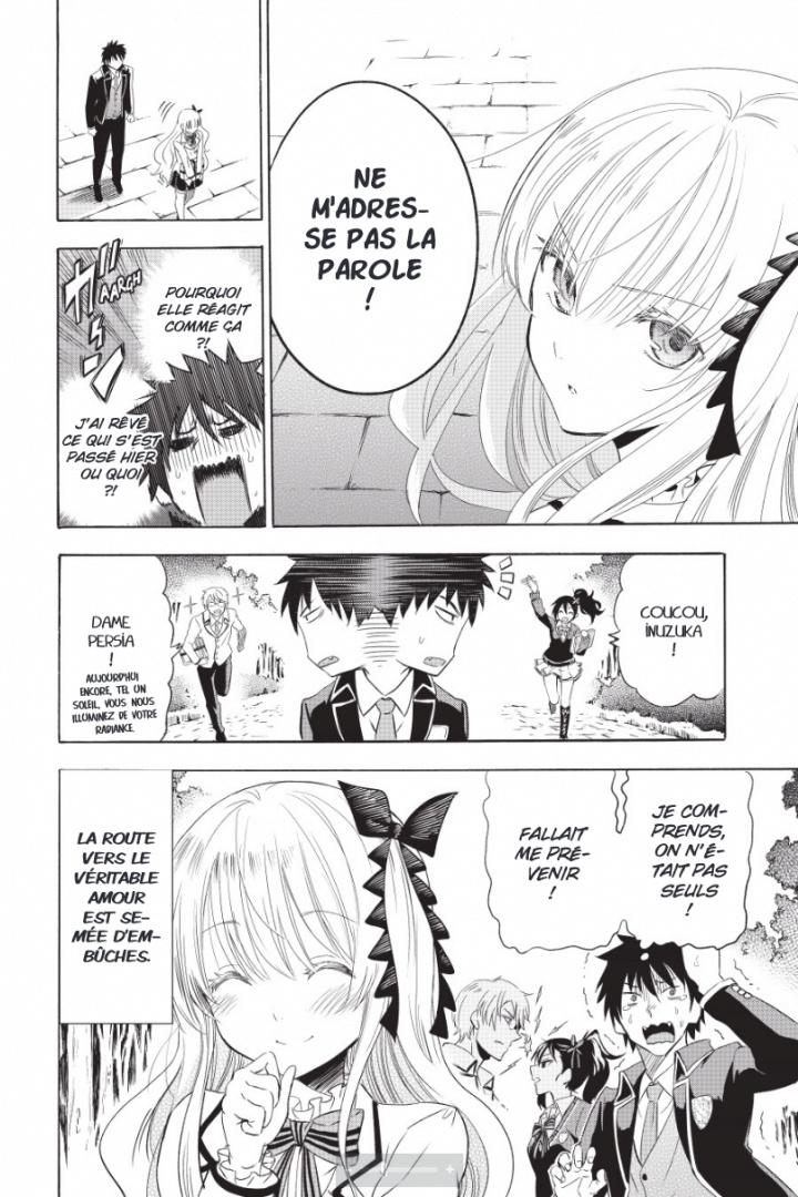 [ANIME/MANGA] Romio vs Juliet Sans_t10