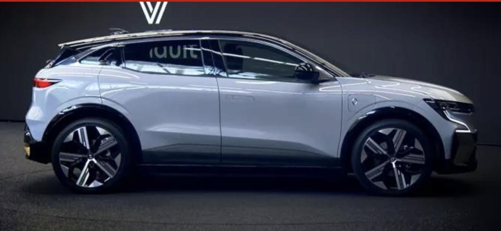 2021 - [Renault] Mégane E-Tech Electric [BCB] - Page 11 30327410