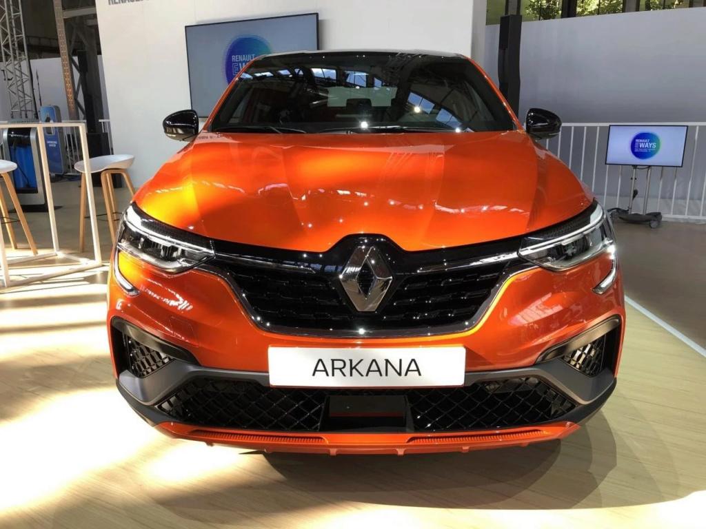 2019 - [Renault] Arkana [LJL] - Page 30 57772f10