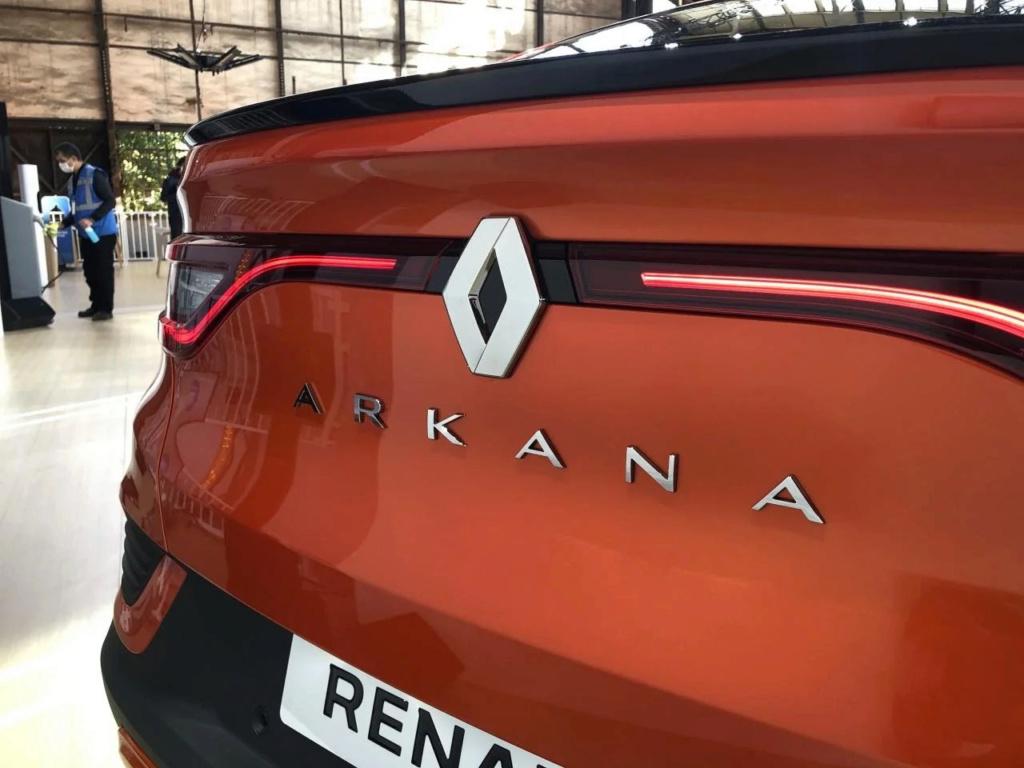 2019 - [Renault] Arkana [LJL] - Page 30 7e4abd10