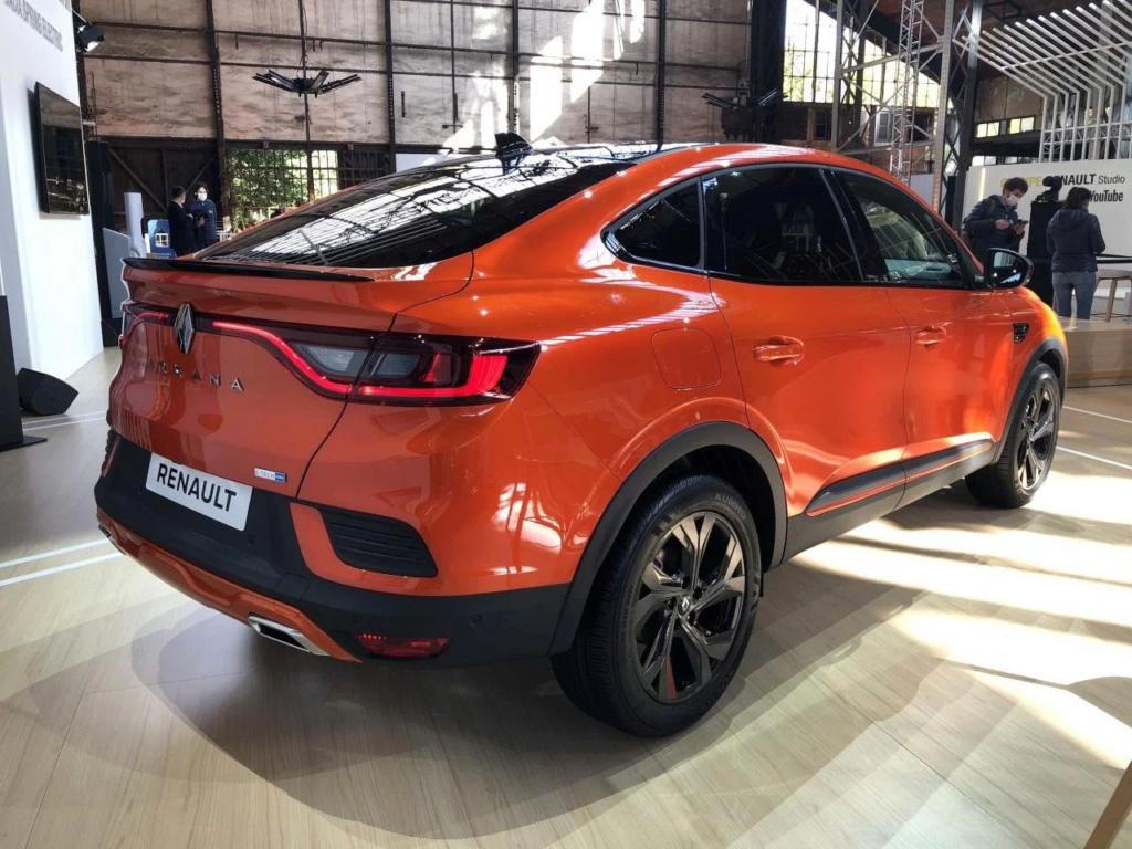2019 - [Renault] Arkana [LJL] - Page 30 E1d8d410