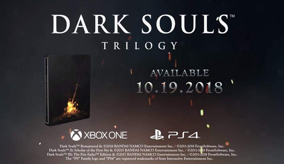 Dark souls - Trilogy Edition Fb_img13