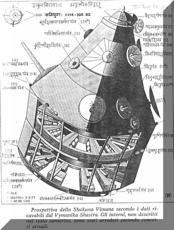 Инопланетные технологии по материалам программы Космическое Раскрытие и др. B_abug10