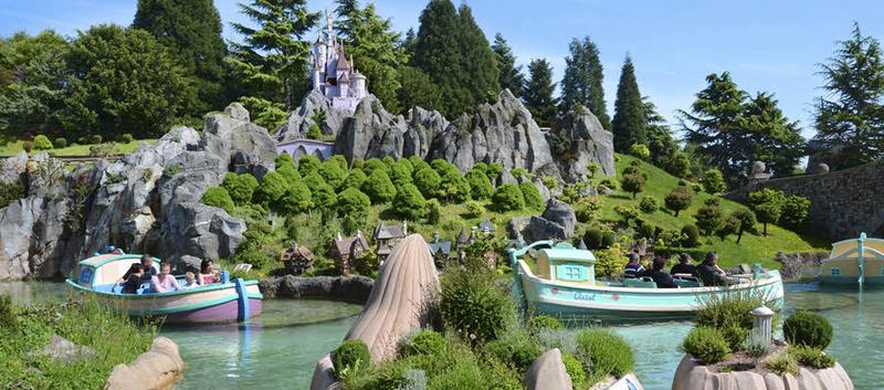 Le date storiche di Disneyland Paris 111