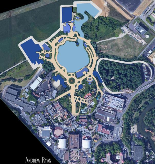 Espansione Walt Disney Studios Park 113
