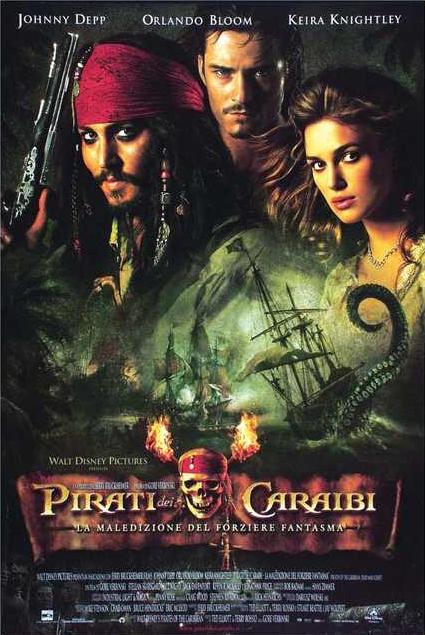 2006 Pirati Dei Caraibi La Maledizione del Forziere Fantasma 122