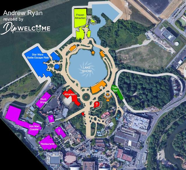 Espansione Walt Disney Studios Park 211