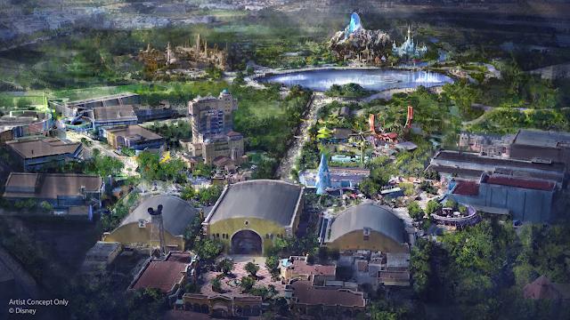 Espansione Walt Disney Studios Park 316
