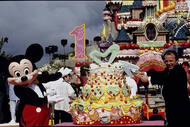Le date storiche di Disneyland Paris 410