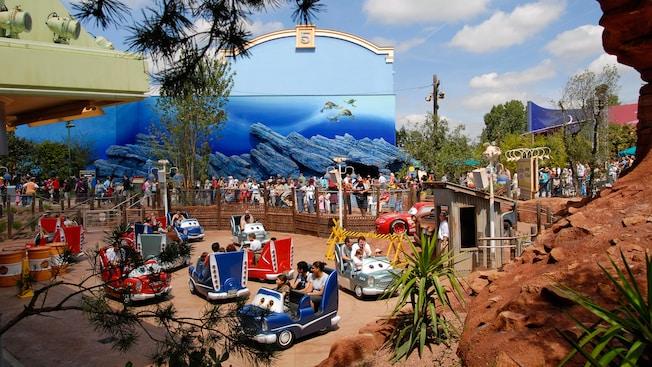 Le date storiche di Disneyland Paris - Pagina 3 712