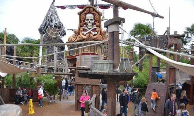 Le date storiche di Disneyland Paris 910