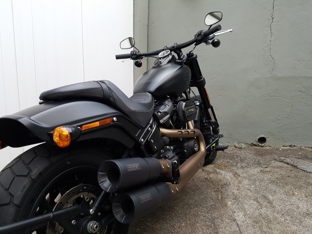 Mon FAT BOB 114 en stage1 6500km - Page 2 Vances10