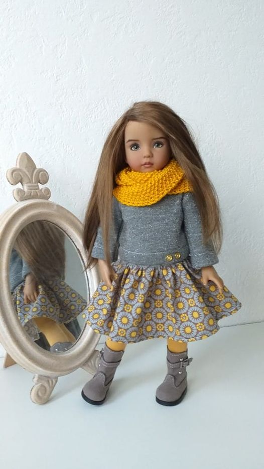Collection Automne Hiver pour mes Little Darling  11958410