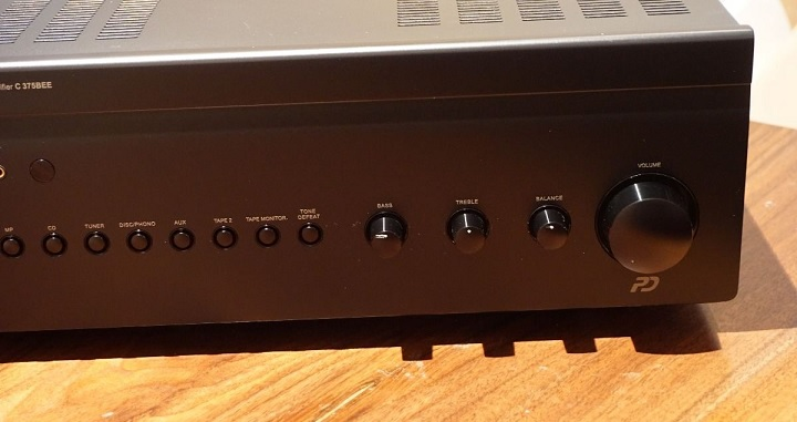 NAD C375BEE Integrated Amplifier **** Excellent Condition 0310