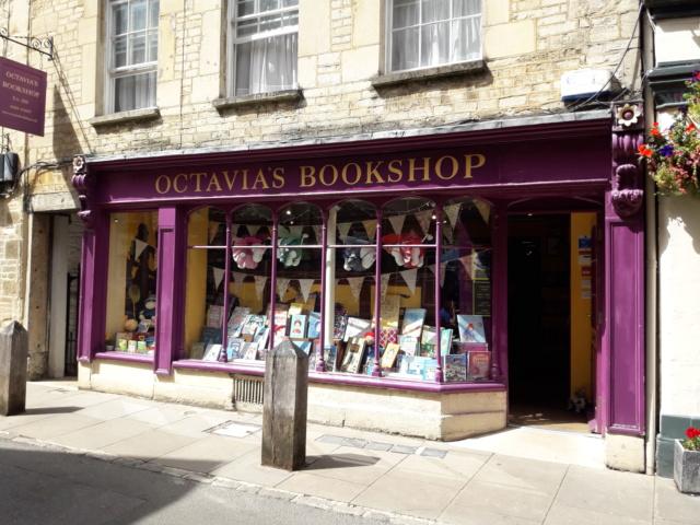 Bookshop Girl de Chloe Coles 20180810
