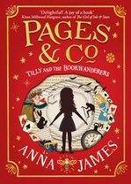 Pages & Co (Tilly and the bookwanderers) - Anna James Anna_j10