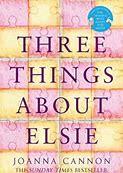 Three things about Elsie de Joanna Cannon Elsie10