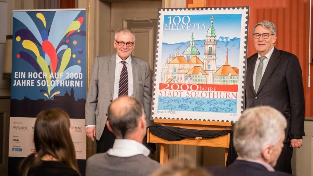 Briefmarkenbörse und Ausstellung - Solothurn Remote10