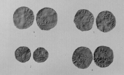 Identification de 2 monnaies El11610