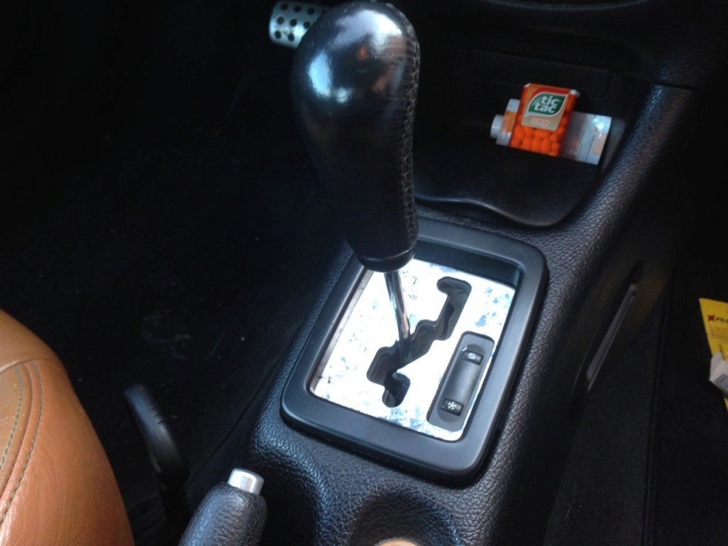 Remplacement platine de boite auto - 206 CC RG 112