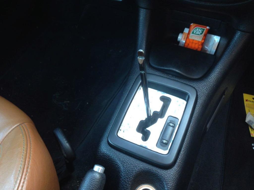 Remplacement platine de boite auto - 206 CC RG 212