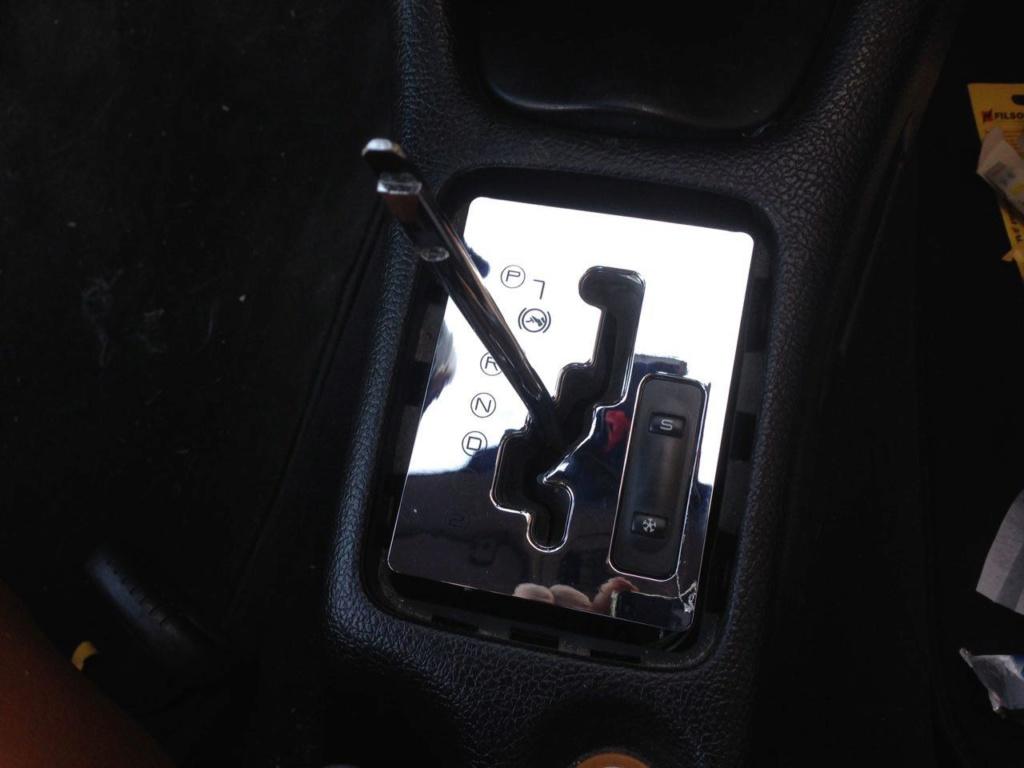 Remplacement platine de boite auto - 206 CC RG 411