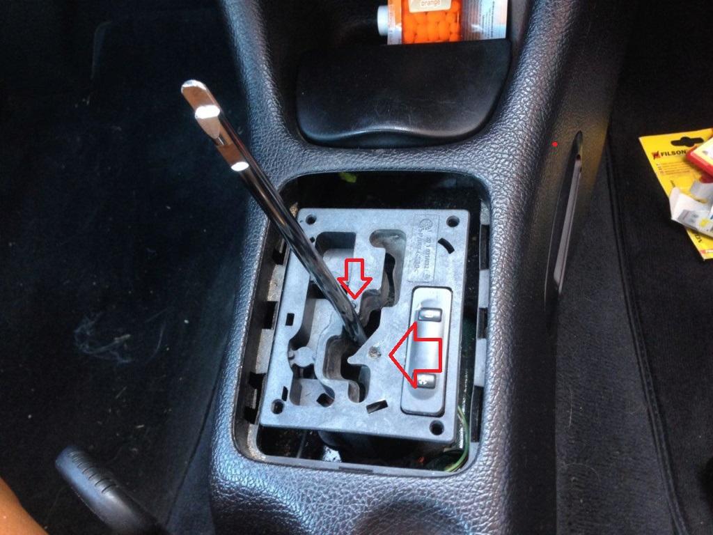 Remplacement platine de boite auto - 206 CC RG Atta11