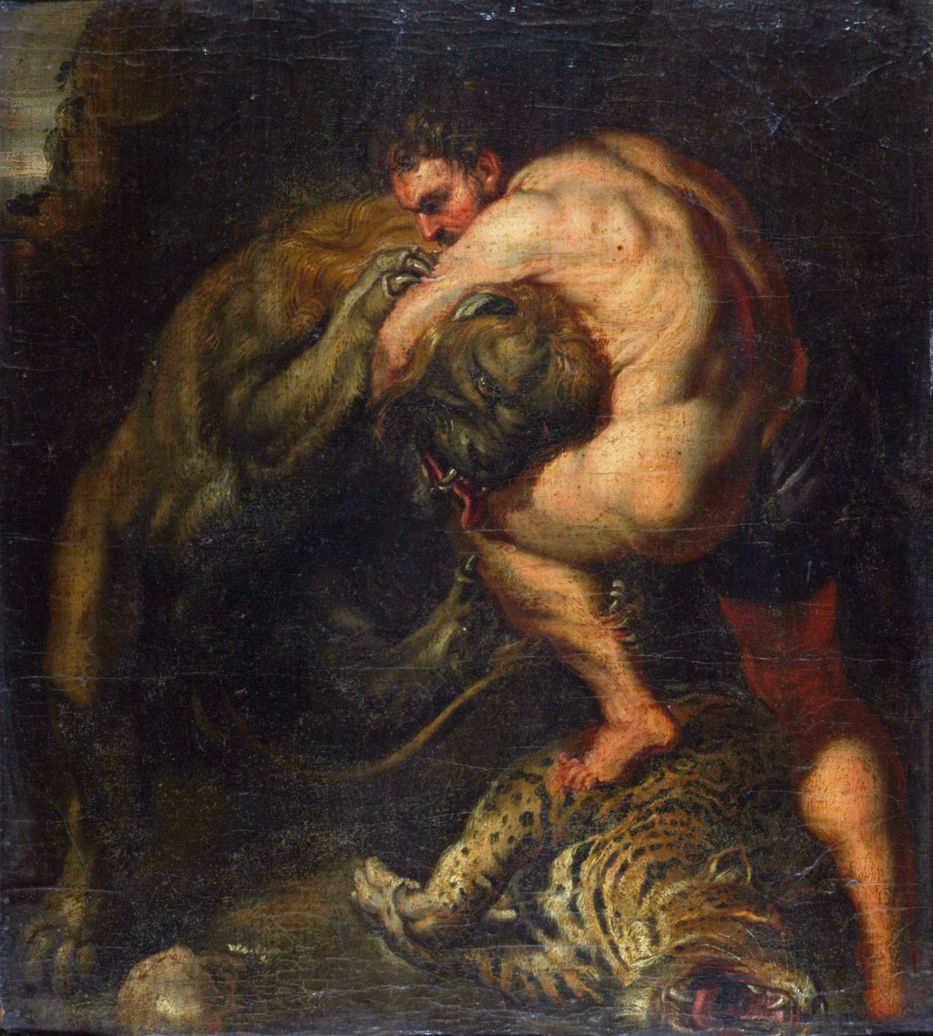 Hercules: inicio y primera mision. Pieter10