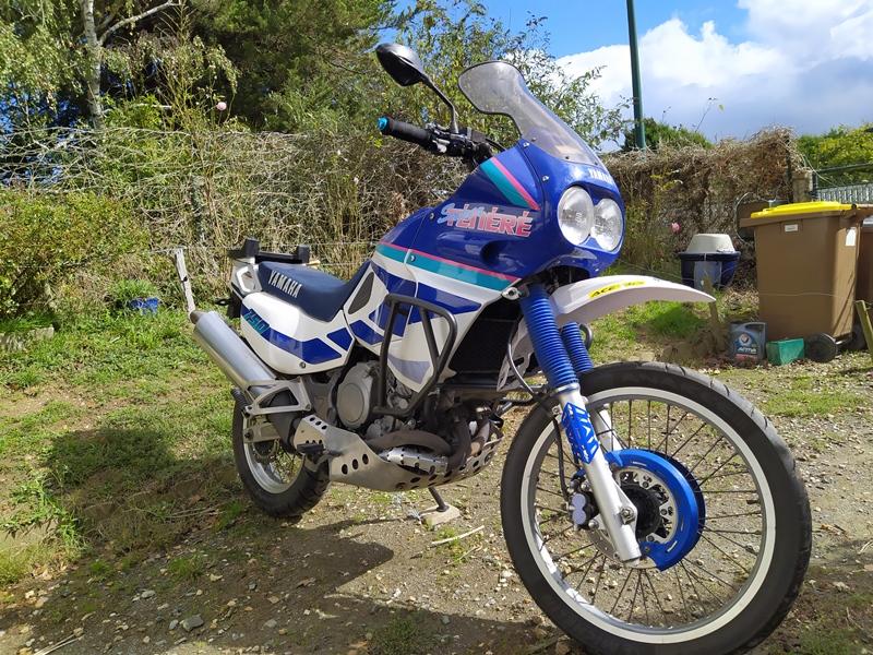 Vends Yamaha XTZ 750 Super Ténéré de 1992 Suptzo11