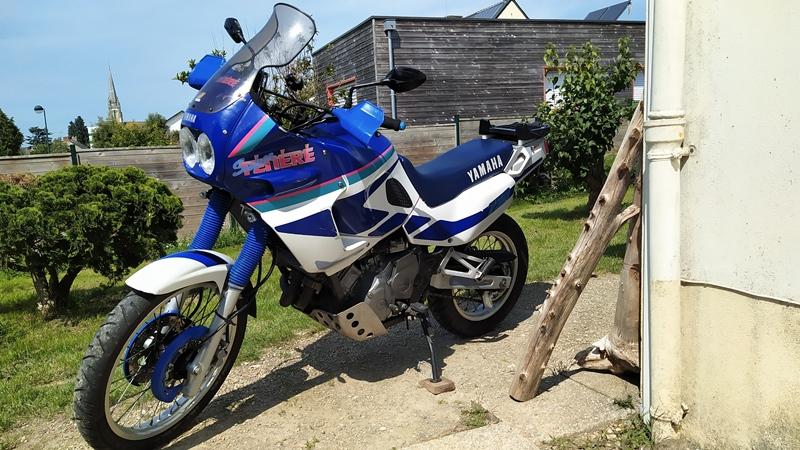 Vends Yamaha XTZ 750 Super Ténéré de 1992 Suptzo15