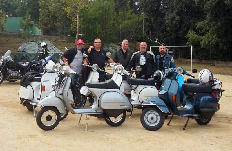 09-09-2018  Trobada Motos clàssiques Llinars del Vallés 20180913