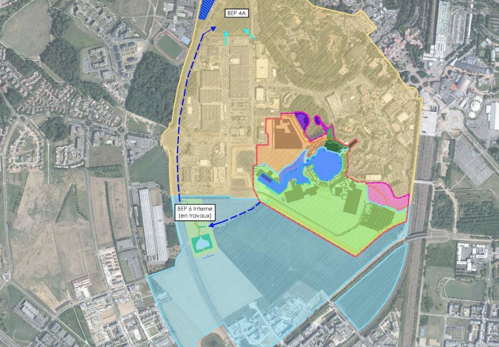 [News] Extension du Parc Walt Disney Studios avec nouvelles zones autour d'un lac (2020-2025) - Page 12 Captur13