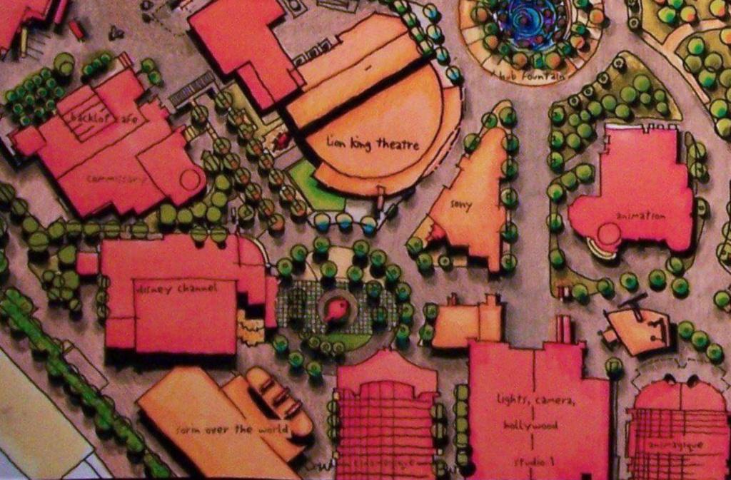 [News] Extension du Parc Walt Disney Studios avec nouvelles zones autour d'un lac (2020-2025) Captur72