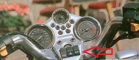 Extraire interrupteurs warning et poignées chauffantes R-n-ta10
