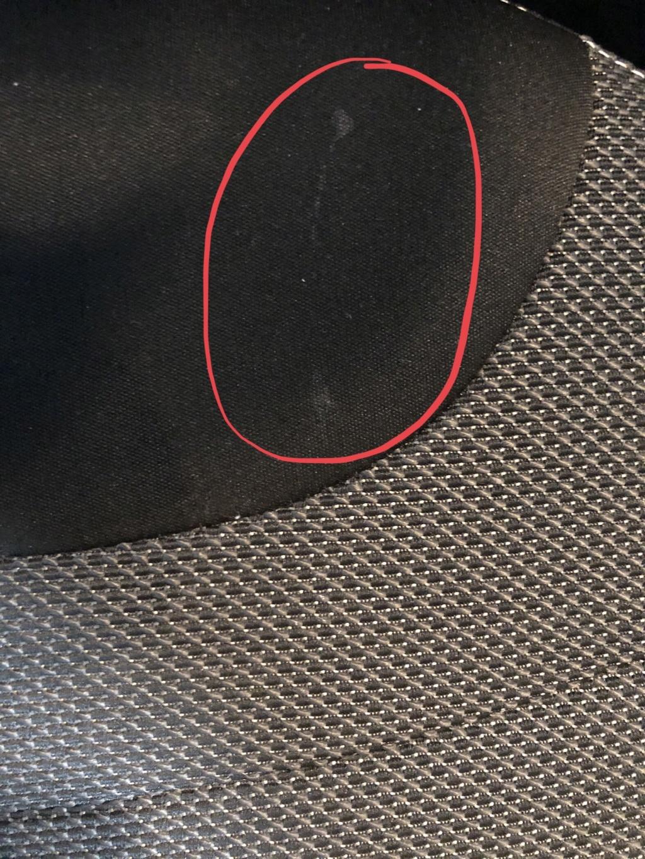 Resina sui sedili 43172c10