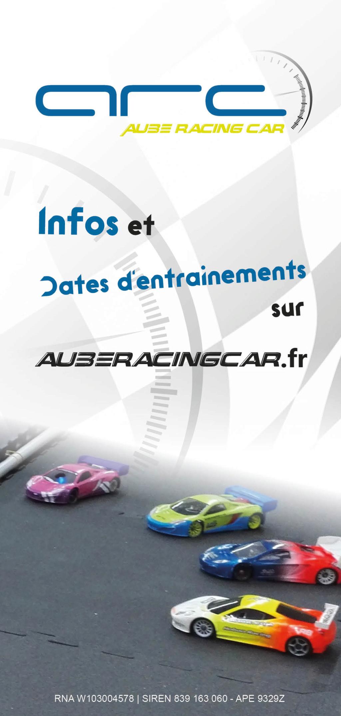 Présentation de l'ARC (Aube Racing Car) Aubera11