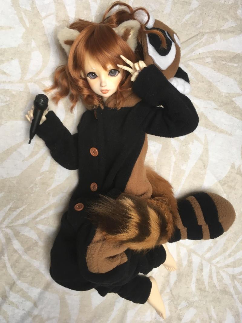[vente] résine/vinyl doll furry panda roux  Aa251f10