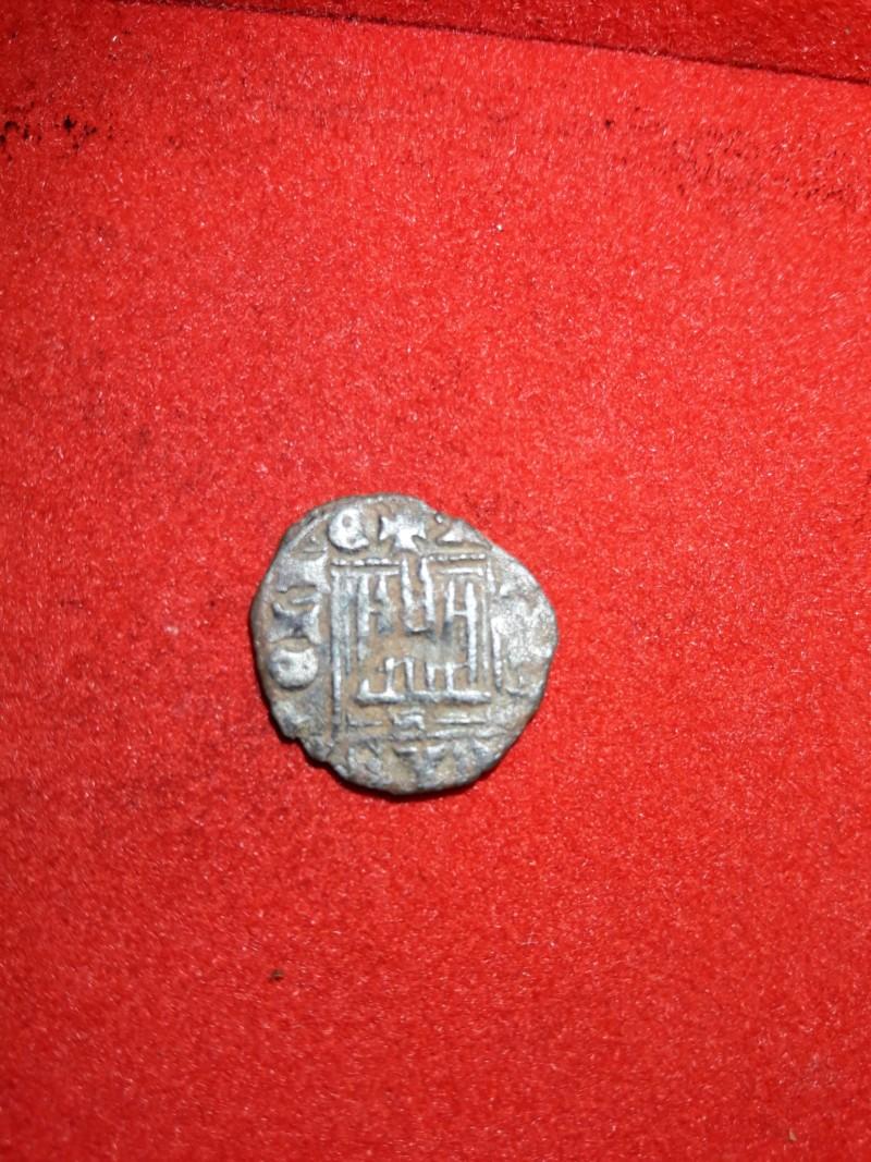 Dinero de Alfonso XI emisión de 1330. Sevilla 20181119
