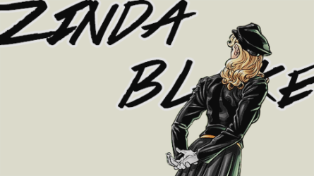 Sapphire & Lady Blackhawk   (Carol Ferris / Zinda Blake) Tumblr31