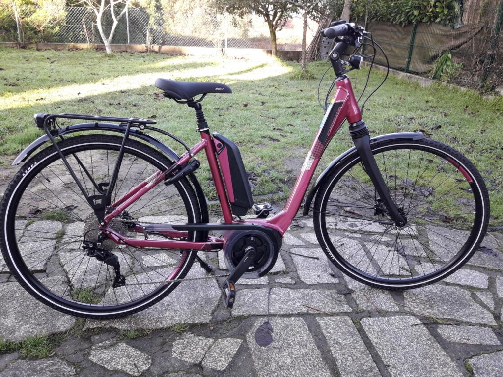 Comparando bicis Orbea y Scott 20181211