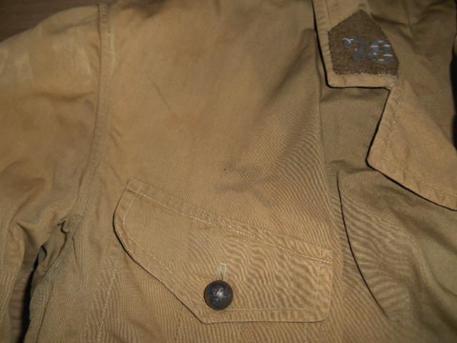 Uniforme Tankiste 1940 Dscn1711