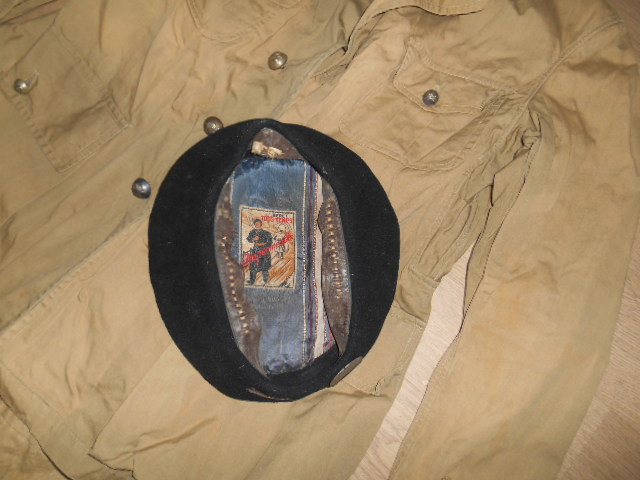 Uniforme Tankiste 1940 Dscn1713