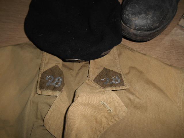 Uniforme Tankiste 1940 Dscn1715