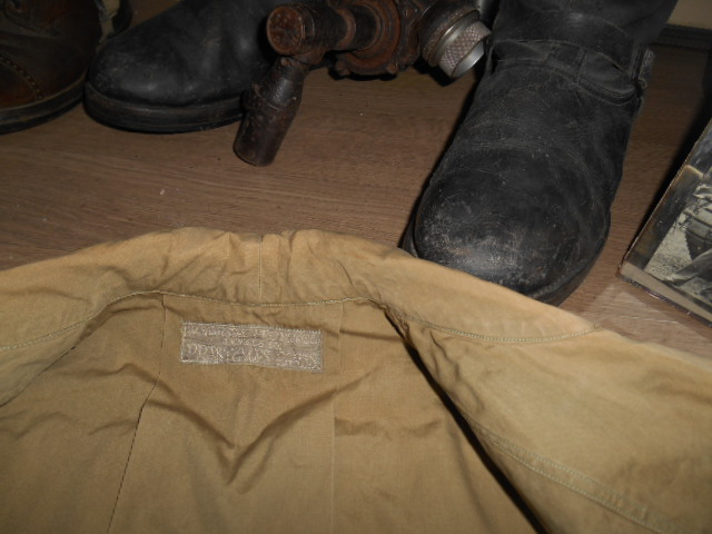 Uniforme Tankiste 1940 Dscn1716
