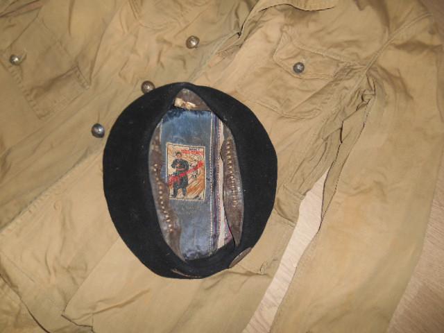 Uniforme Tankiste 1940 Dscn1729