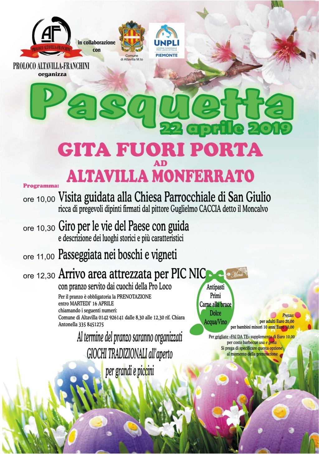 Pasquetta - Gita Fuori Porta ad Altavilla Monferrato Immagi10