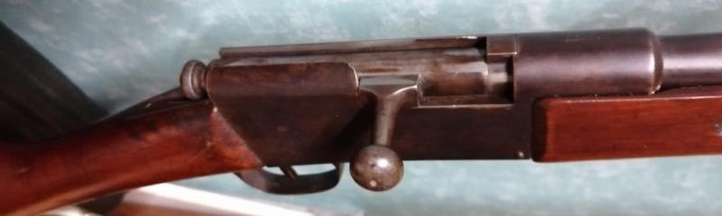 """Carabine """"Lebel"""" scolaire La Préférée, année inconnue Img_2011"""