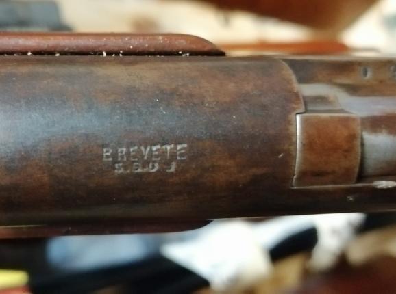 """Carabine """"Lebel"""" scolaire La Préférée, année inconnue Img_2012"""
