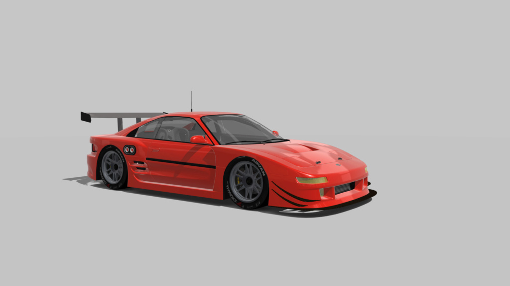 JGTC / GT300 / GT500 _custo15