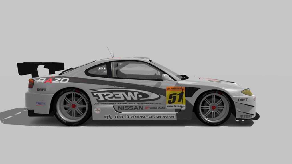 JGTC / GT300 / GT500 _custo21